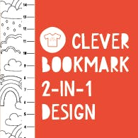 Clever <br>Bookmark