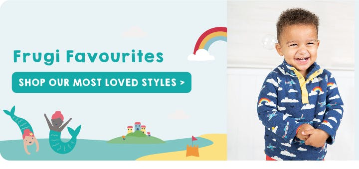 300fea3376ce1 Frugi Favourites! Shop our most loved styles here