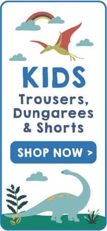 Kids Trousers, Dungarees & Shorts