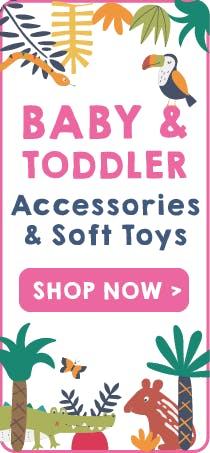Baby Accessories & Soft Toys
