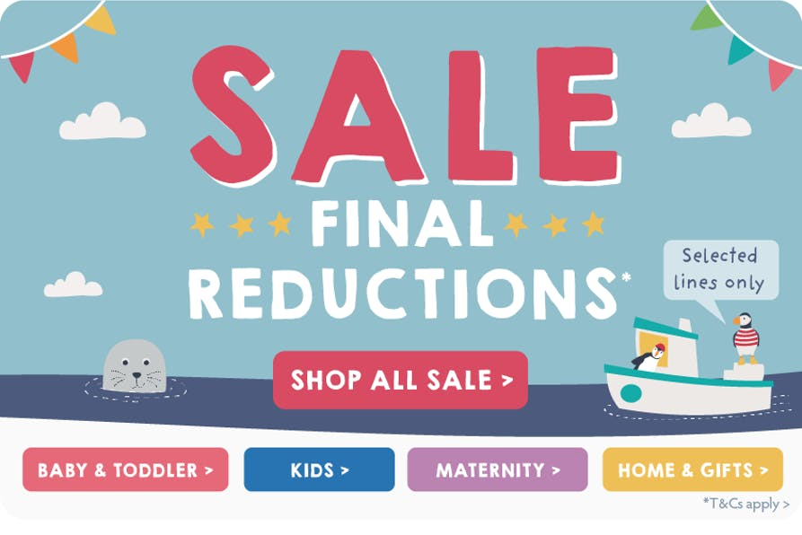 Final Reductions! Selected lines only