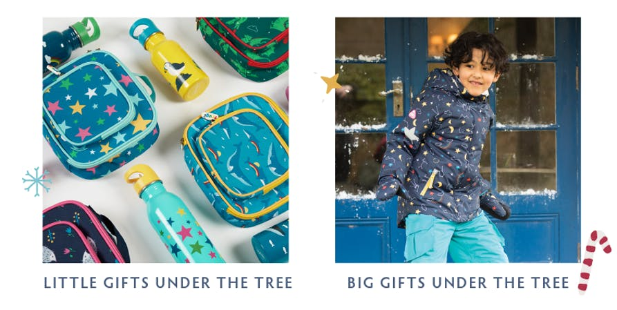 Shop Little and Big Gifts Under the Tree now