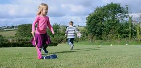 Frugi's Welly Wanging!