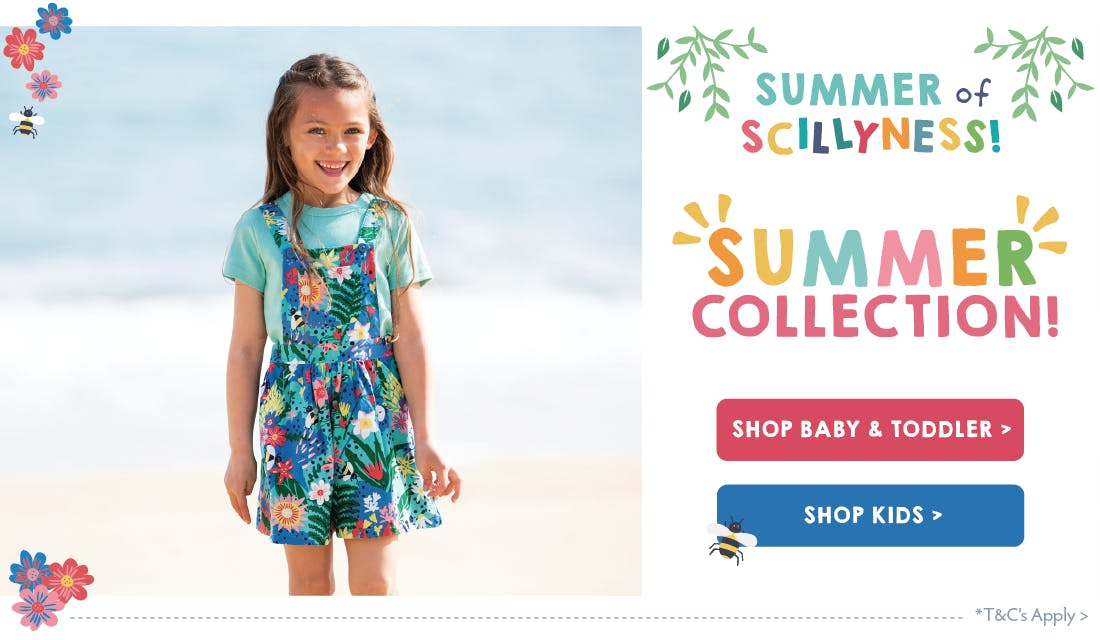 bf07f31715a Summer of Scillyness collection