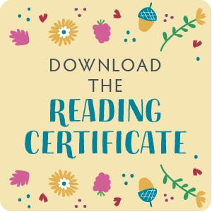 Reading Certificate