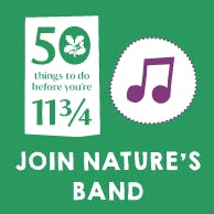 Join Nature's Band