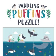 Paddling Puffins Puzzle
