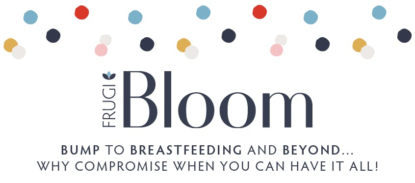Frugi Bloom. Bump to breastfeeding and beyond... Why compromise when you can have it all!