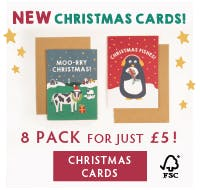 NEW Christmas Cards! Shop now