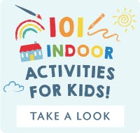 101 activities for kids at home!