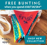 Welcome to our Croft & Craft Festival, Free Bunting when you spend £50!*