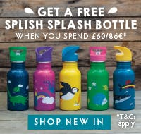 Water you waiting for? Free Bottle when you spend £60 on our new collection!*