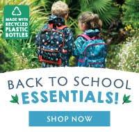Back to School essentials! Shop now