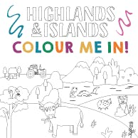 Highlands Colouring