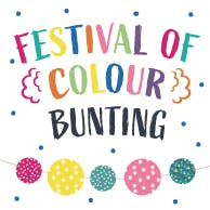 Festival of Colour Bunting