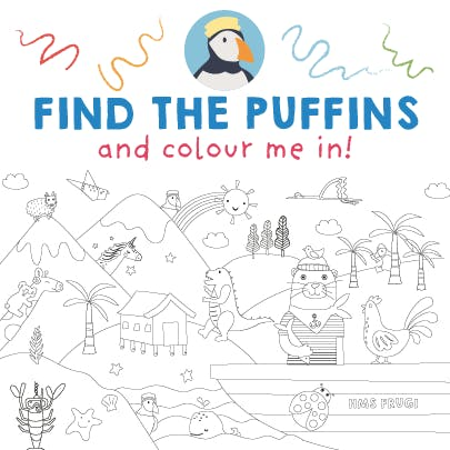 Find the Puffin