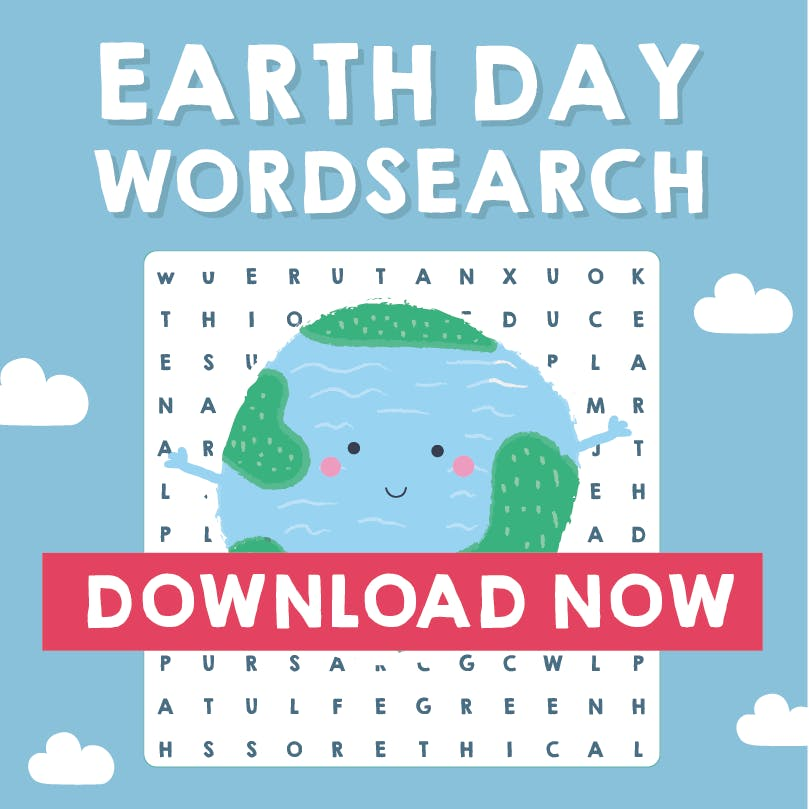 Earth Day Wordsearch