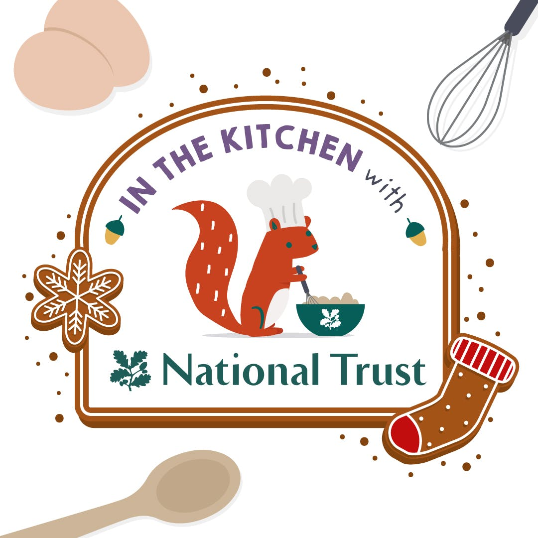 National Trust Gingerbread