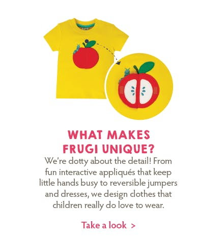 What makes Frugi unique