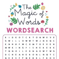 Magic of Words Wordsearch