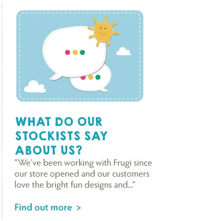 What do our stockists say about us