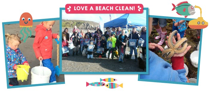 Love a Beach Clean