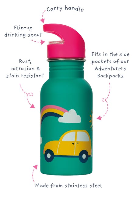 Splish Splash Stainless Steel Bottle: Buy Online