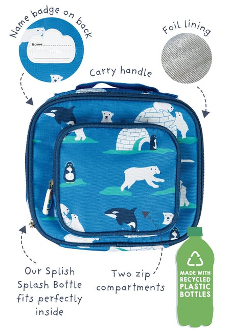 Pack A Snack Lunch Bag: Buy Lunch Bags For Kids