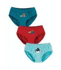 Barney Briefs 3 Pack
