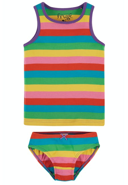 Vest and Brief 2 Pack