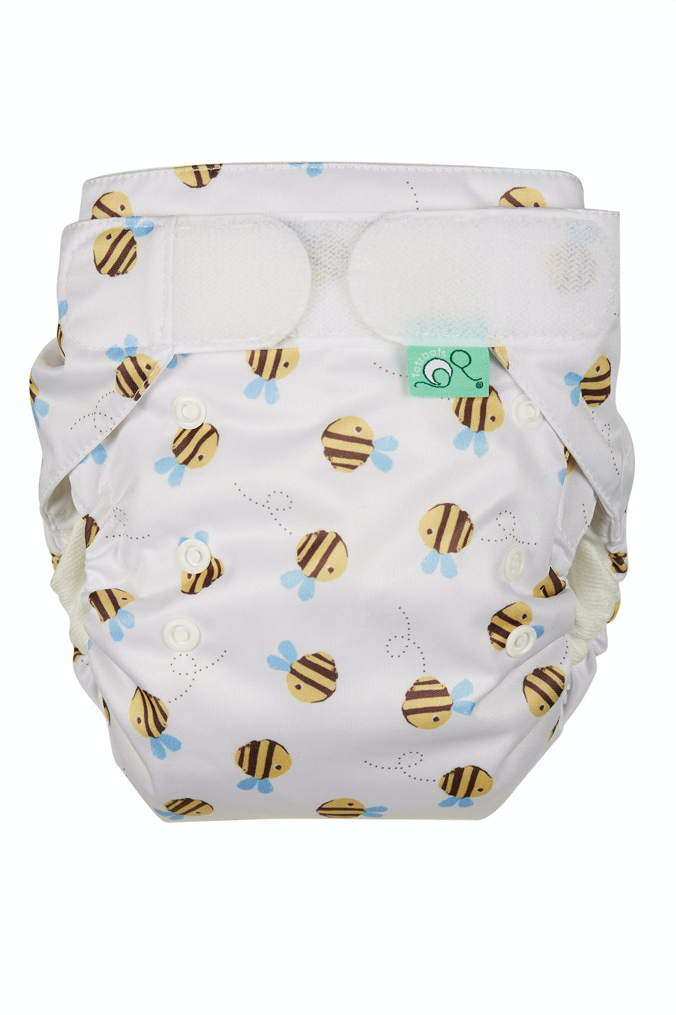 Click to view product details and reviews for Totsbots All In One Reusable Nappy.