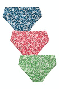 Polly Printed Briefs 3 pack