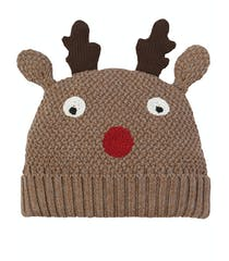 Friendly Face Knitted Hat