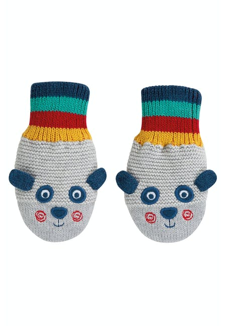 Merry Knitted Mittens