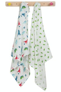 Lovely 2 Pack Muslin