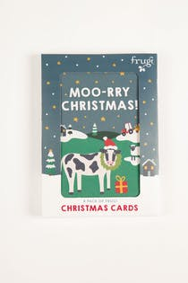 Christmas Cards 8 Pack