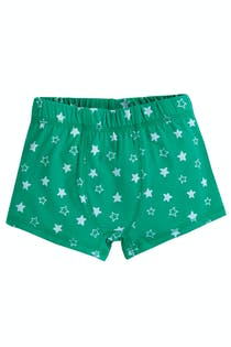 Sean Printed Boxer Trunks