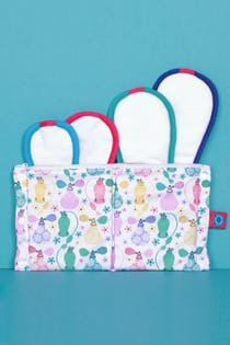 Bloom & Nora Reusable Sanitary Pads - Nora Trial Kit