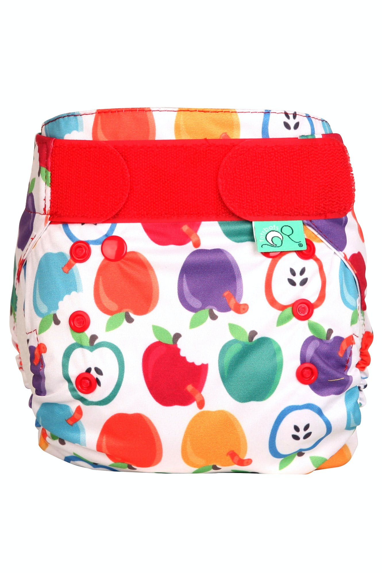 Click to view product details and reviews for Totsbots Peenut Waterproof Nappy Wrap.