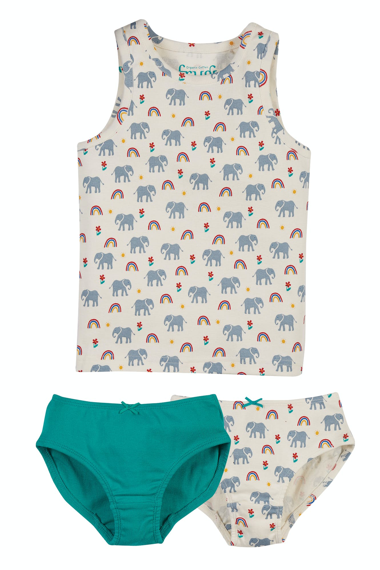 Click to view product details and reviews for Vest And Brief 3 Piece Set.