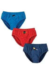 Preston Pants 3 Pack