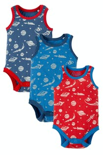 Sailor Vest Body 3 Pack