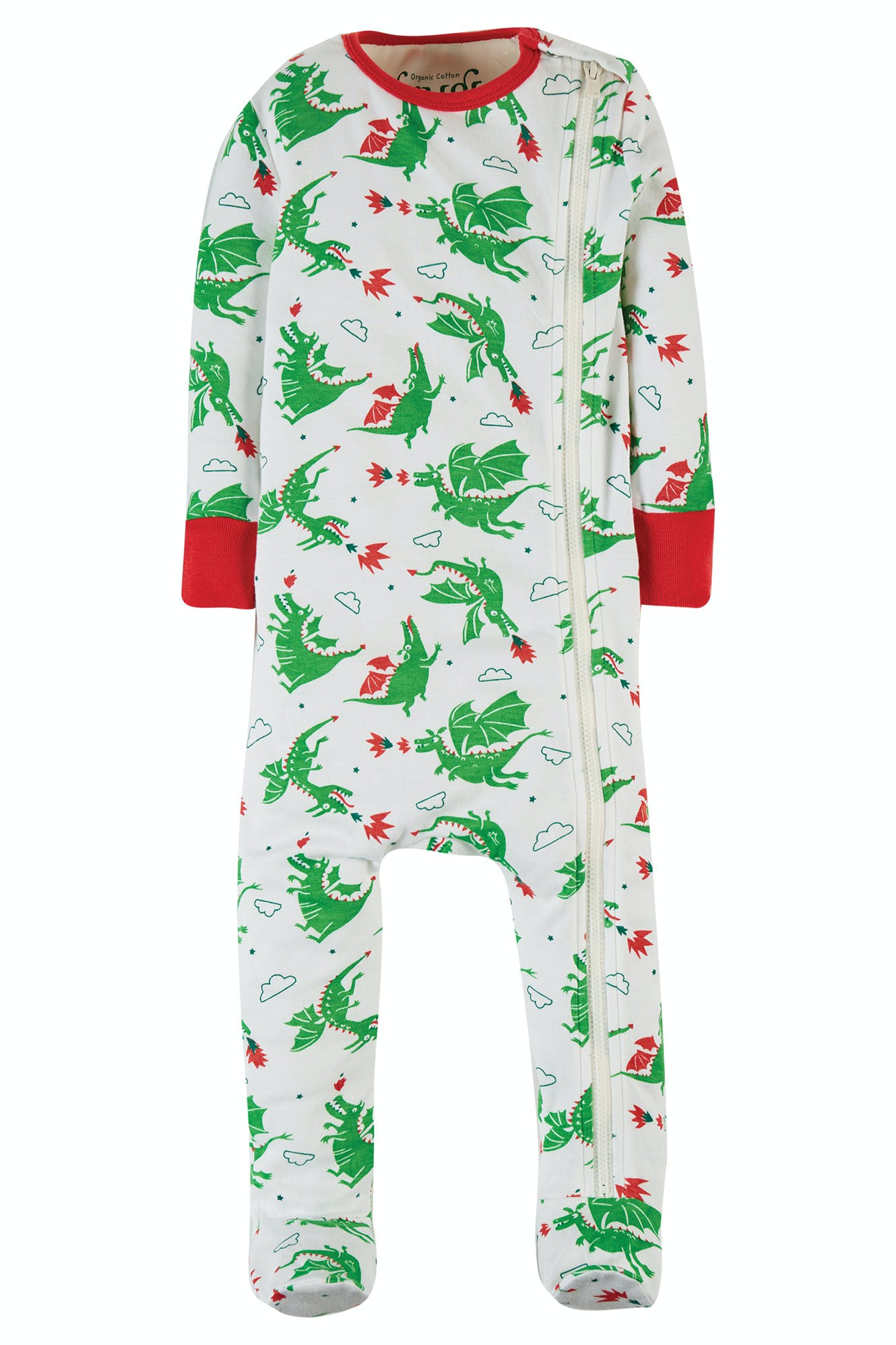 Click to view product details and reviews for Zip Up Babygrow.