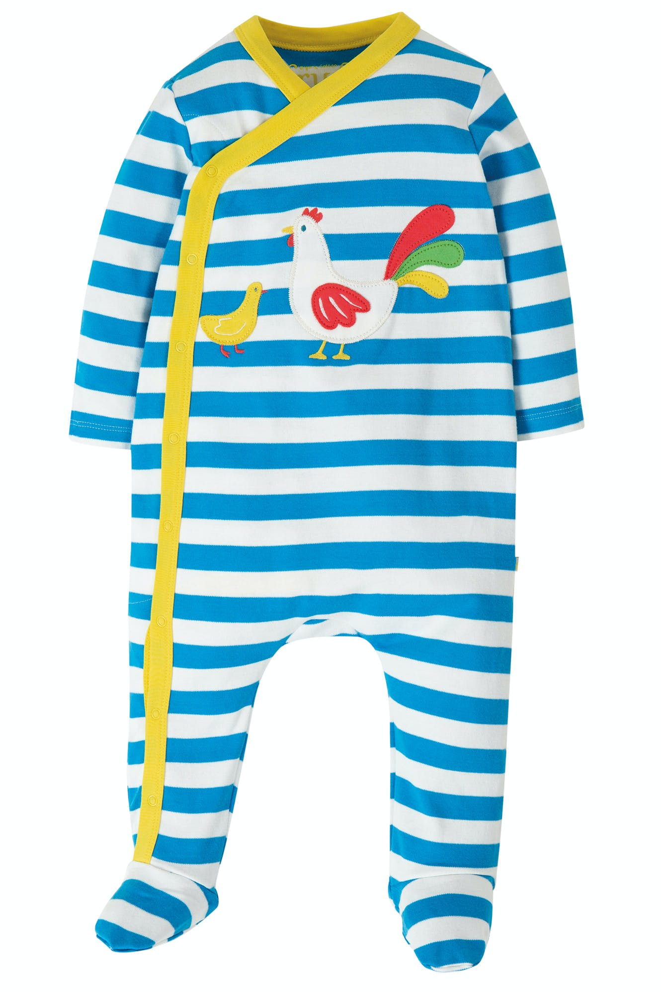 Click to view product details and reviews for Billy Swoop Babygrow.