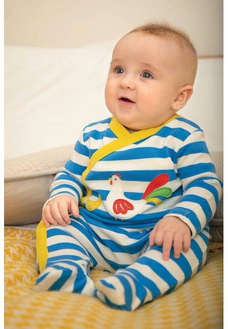 Billy Swoop Babygrow