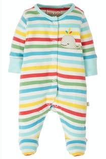 Little Applique Babygrow