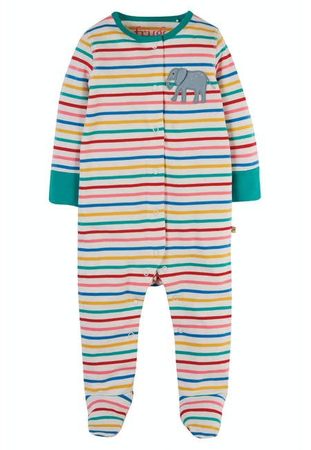 Lovely Applique Babygrow