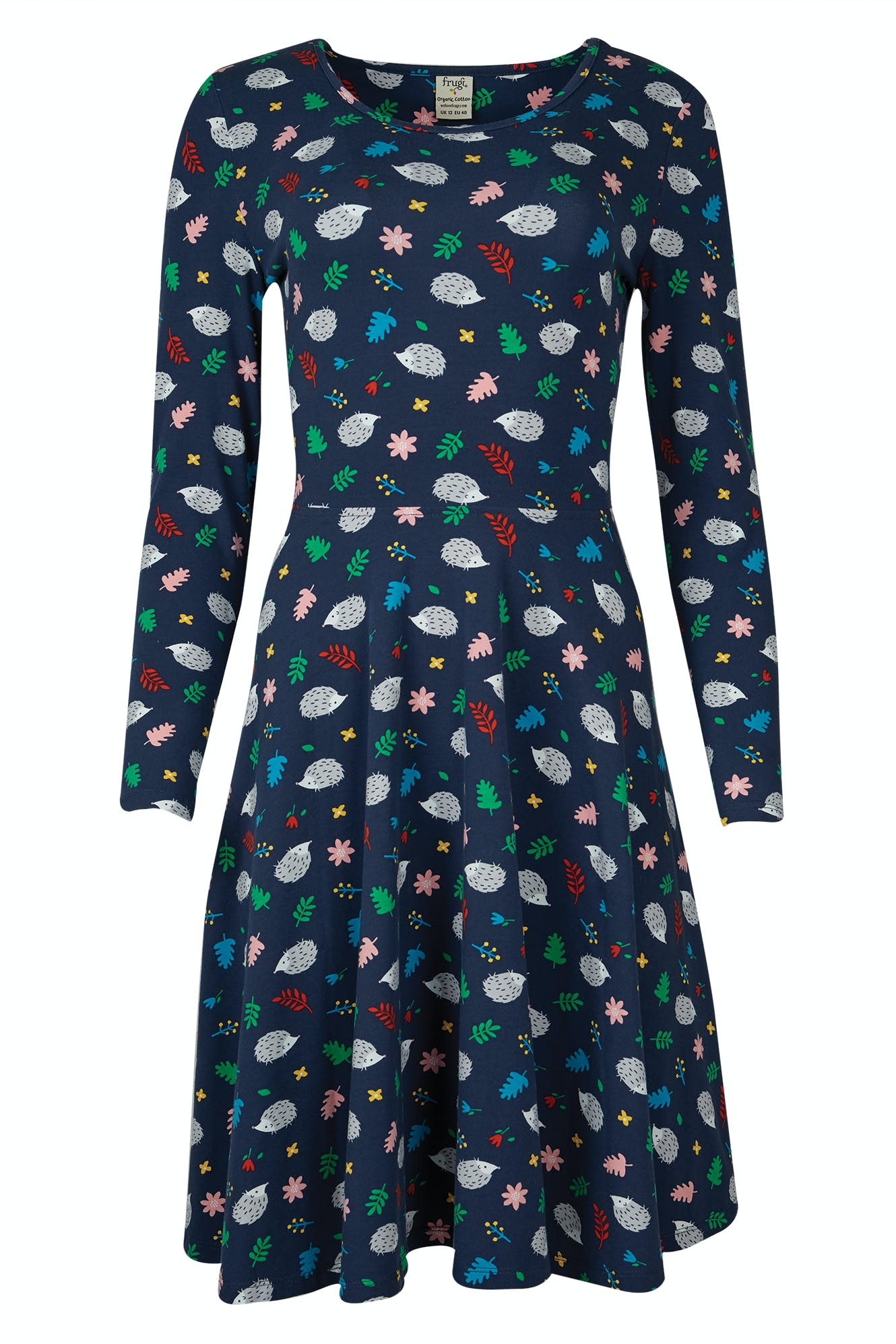Click to view product details and reviews for Grown Up Sofia Skater Dress.