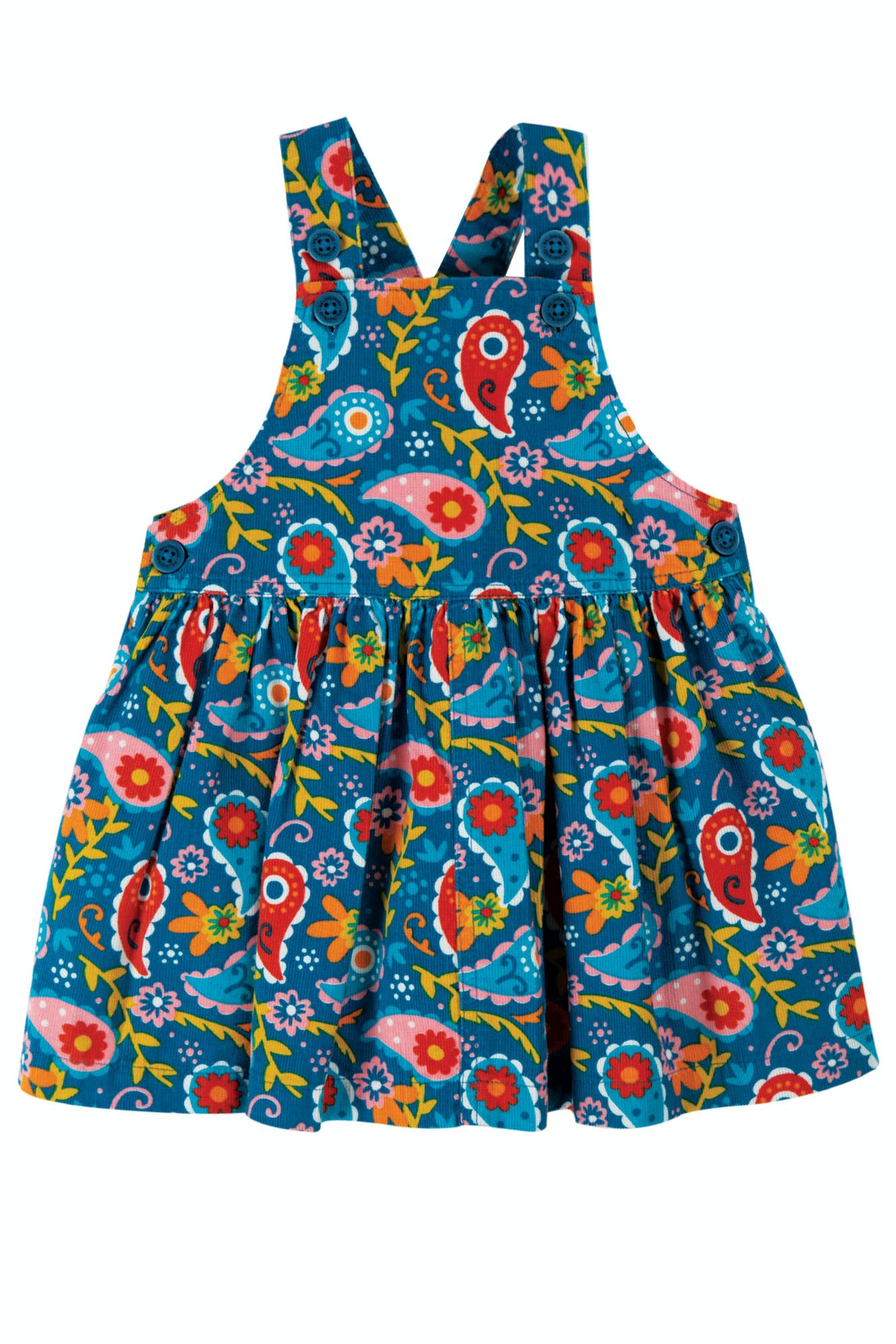 Click to view product details and reviews for Pippin Cord Pinafore.