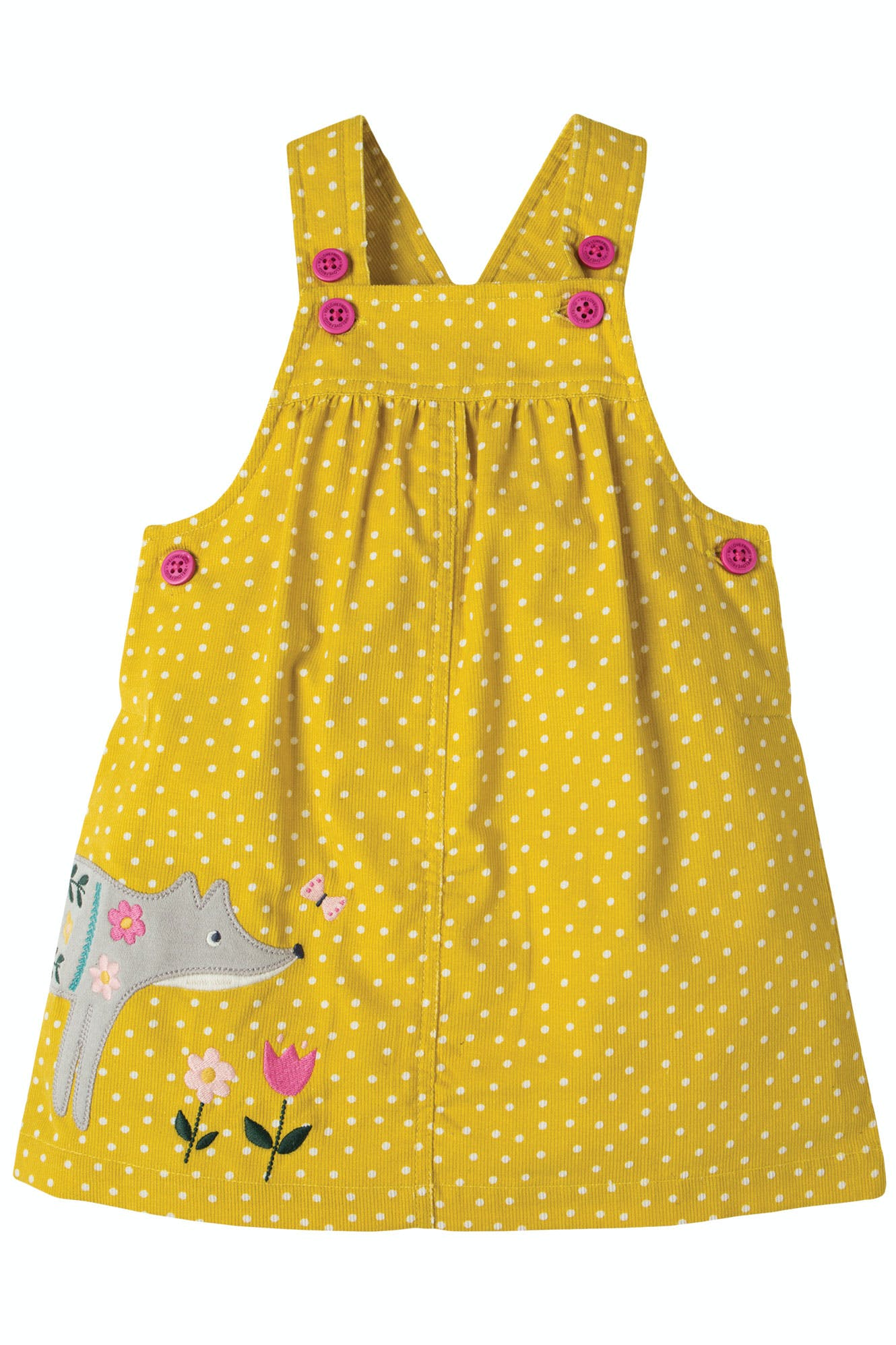 f8e4656aeaaa0 Tilly Cord Pinafore Dress